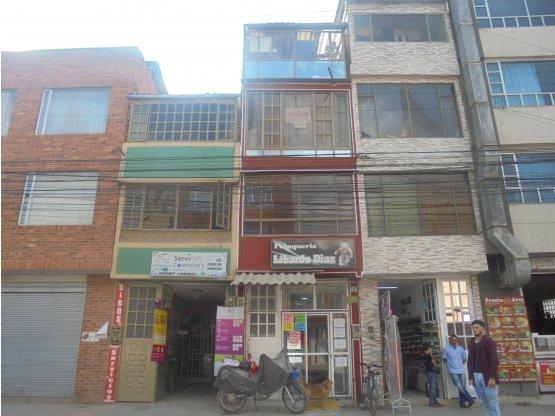 Casa en alquiler en Bogotá en bosa el Remanso.