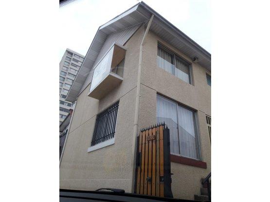 Cómoda y práctica Casa Cerro Placeres Valparaíso