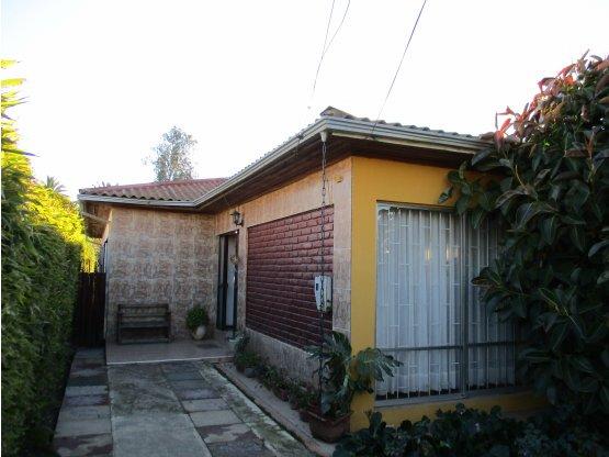 Venta Casa en Villa Alemana- Sector Norte