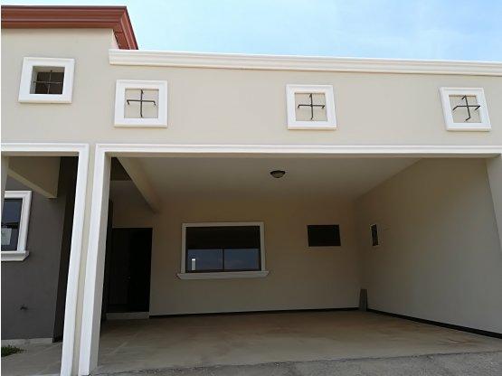 venta de Casa a estrenar en Grecia, Alajuela