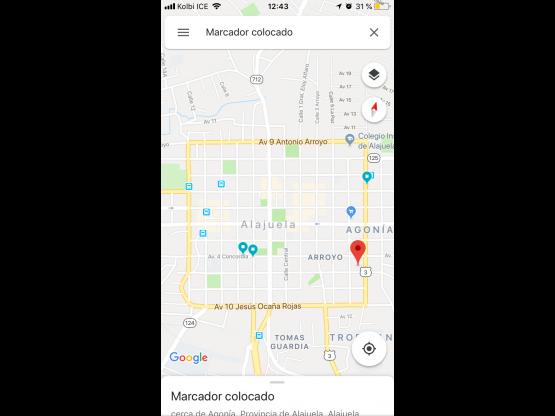 Espectacular lote comercial en venta en Alajuela