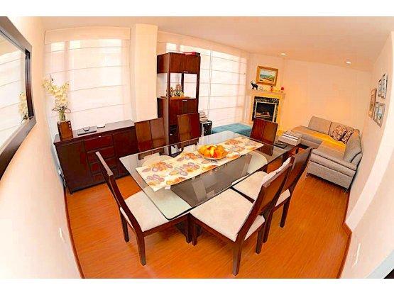 Apartamento en Arriendo San Patricio Bogota