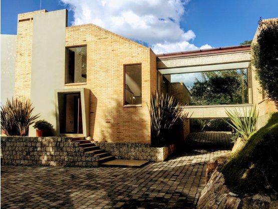 Casa Venta Sindamanoy Chia-Bogota