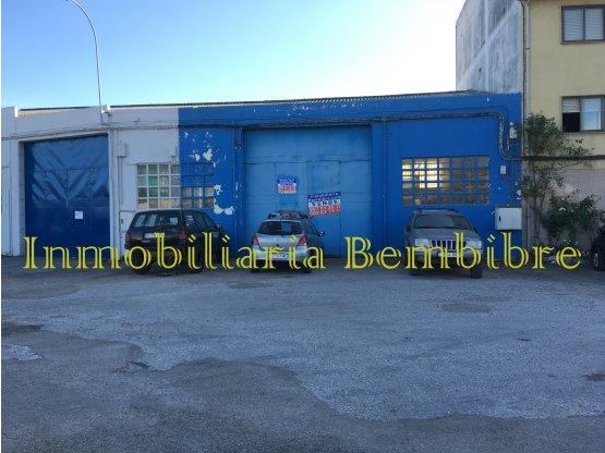 Nave industrial, Polígono de Las Ventas