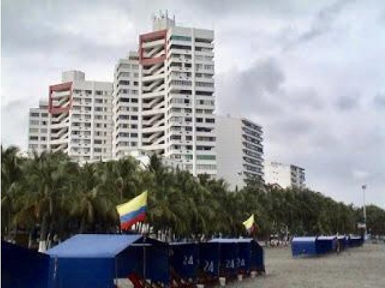 Penthouse Frente Al Mar En Santa Marta-Rodadero