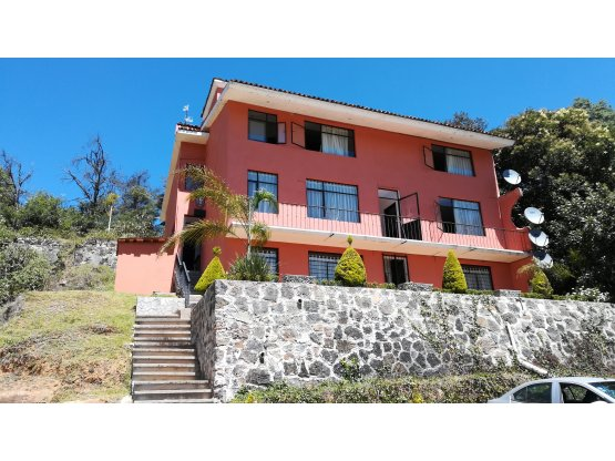 HOTEL CON PRECIOSA VISTA EN PUEBLO MAGICO