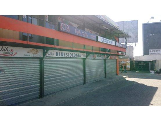 se arrienda local comercial en Quilpué