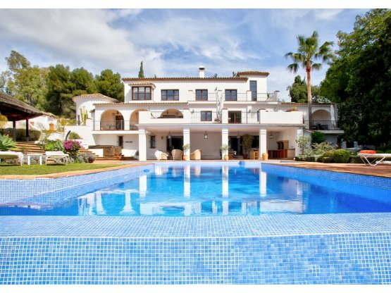Villa - Chalet, The Golden Mile, Costa del Sol.
