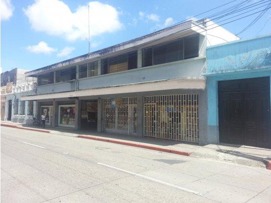Edificio en Zona 1, 7 Av Y 4 Calle/D/I/desarrollo