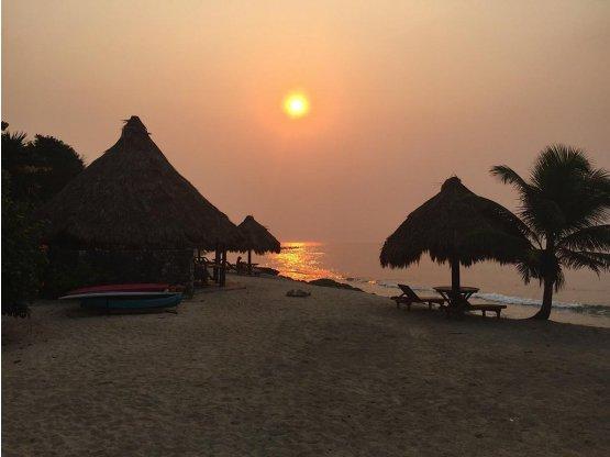Venta de Terreno con playa privada