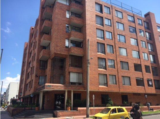 Se Arrienda apartamento en Santa Barbara, Bogota