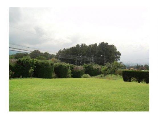 Finca con vista panorámica en San Isidro