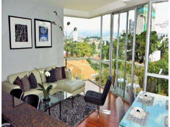 Apartamento exclusivo en torre en Rohmoser