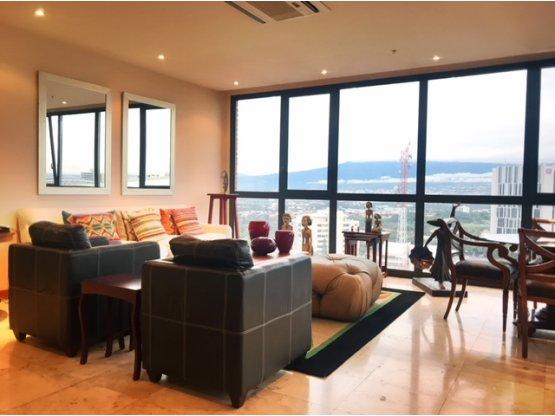 Apartamento en el 15vo nivel, La Sabana Oeste