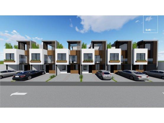 Casas Zona 8 San Cristobal Cond ARONA