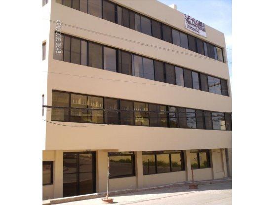 Edificio Col. Tepeyac