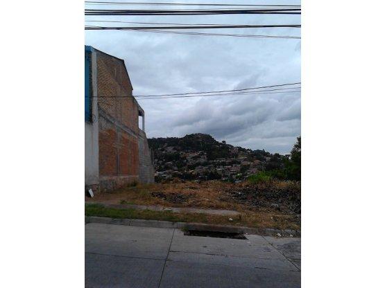 Venta de terreno Residencial San Juan, Tegucigalpa