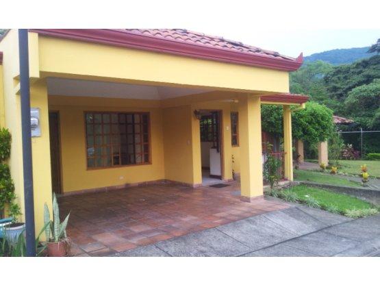 Casa en venta en Escazú, en condominio -  523173