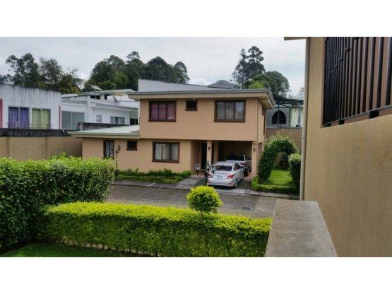 Casa en venta, San Rafael de Montes de Oca. 583955