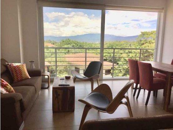 Apartamento alquiler/amueblado, Escazu  869956