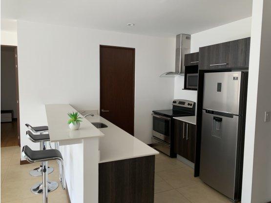 Apartamento en alquiler, amueblado, Escazu.1024705