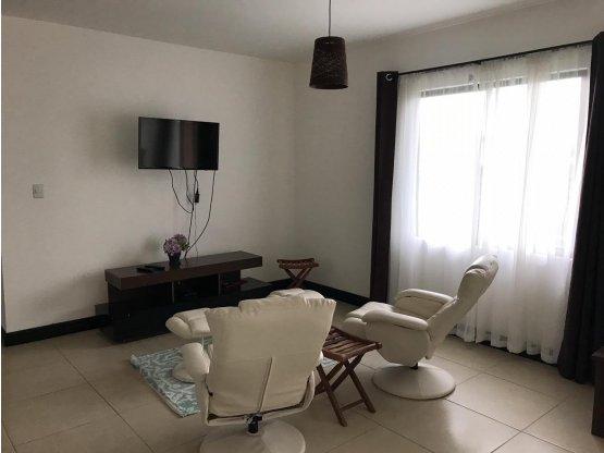Apartamento amueblado en Tres Ríos, -844267