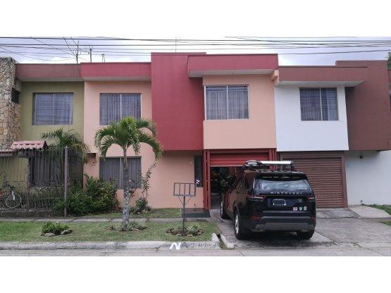 Casa en venta en Moravia, San José,  842383