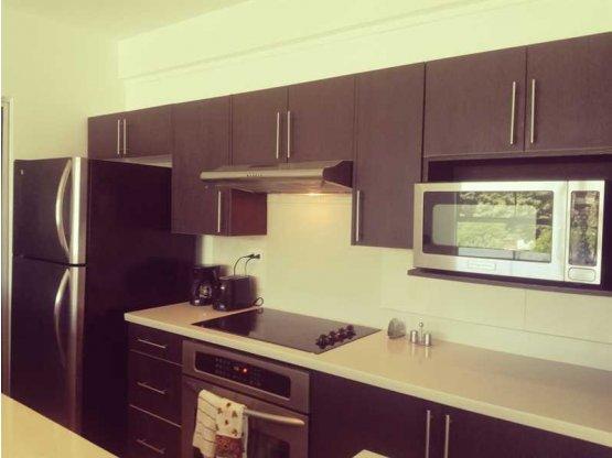 Apartamento amueblado, Escazu/ Guachipelin  938015