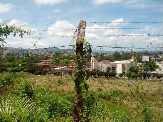 Se vende lote de terreno en la colonia Payaquí