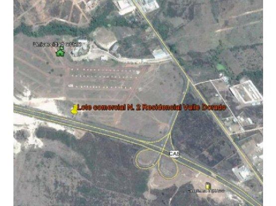 Se venden terrenos en  residencial Valle Dorado
