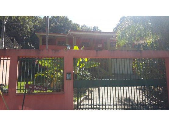 Se vende casa en Villa Elena, Aldea El Lolo