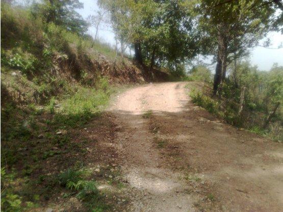 Se vende terreno en la aldea El Roblito