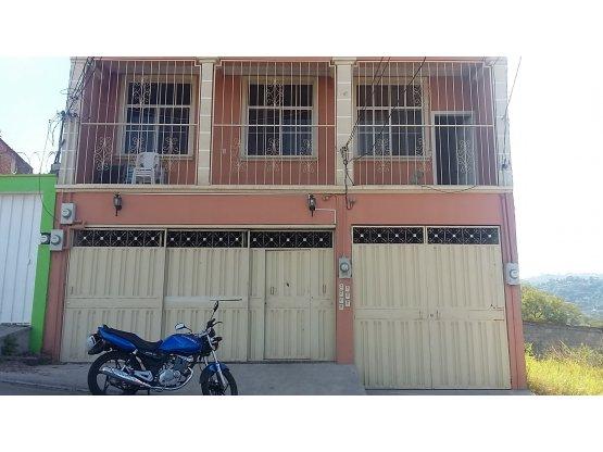 Se alquila apartamento en la residencial San Juan