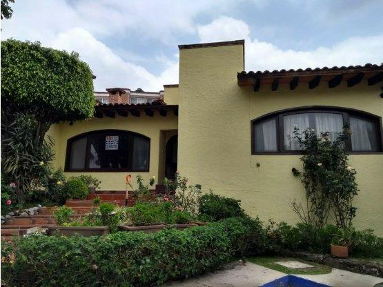 Cuernavaca, Rancho Cortés, Casa en renta