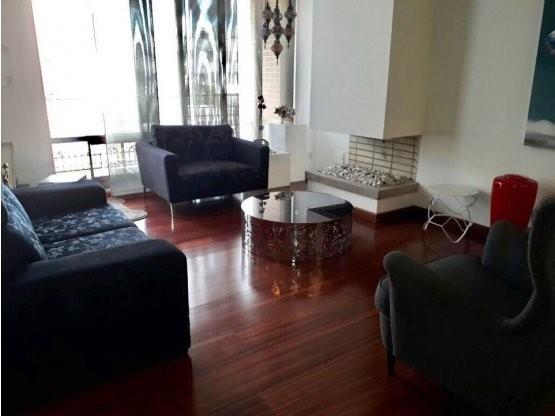 Vendo Apartamento Chicó Navarra