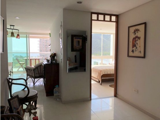 Venta de Apartamento en Santa Marta