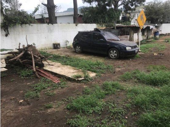 Terreno en venta z2 Santata Catarina Pinula 8x30 m