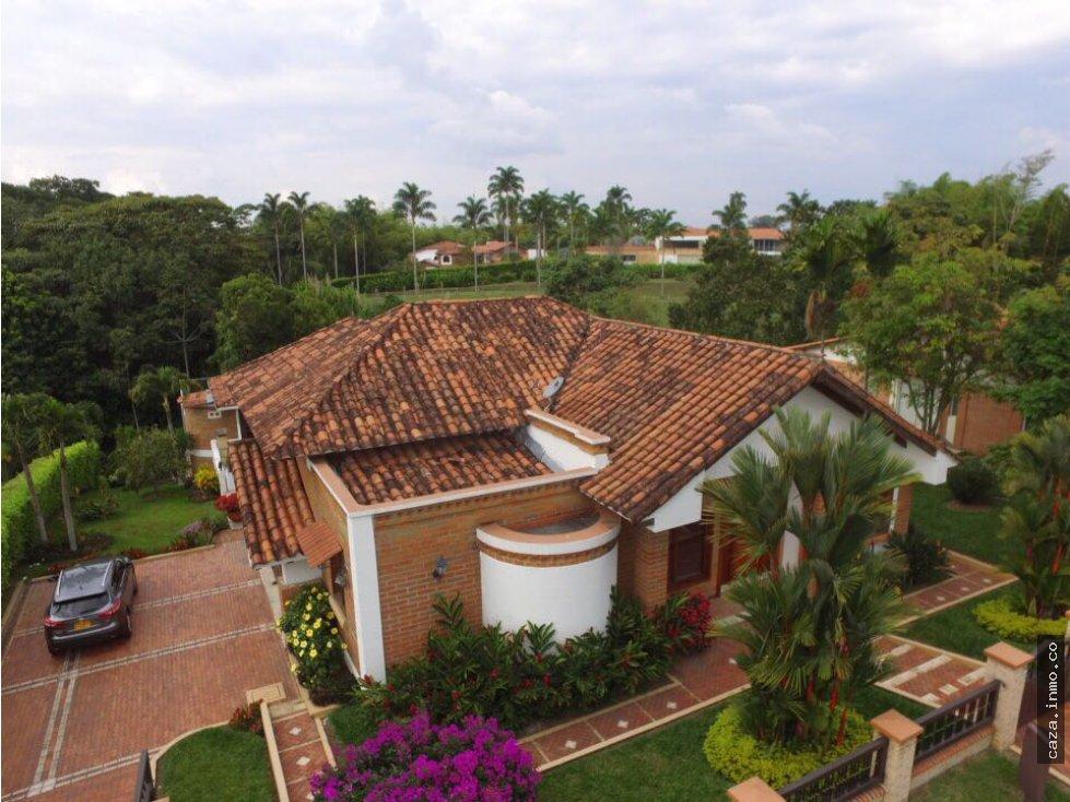 Espectacular Casa Campestre en Cerritos