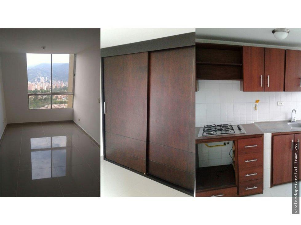 APARTAMENTO EN VENTA BARICHARA 42m² piso 14