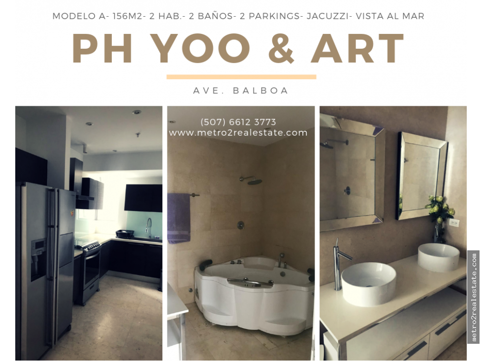 PH YOO & ART. Ave. Balboa - Venta