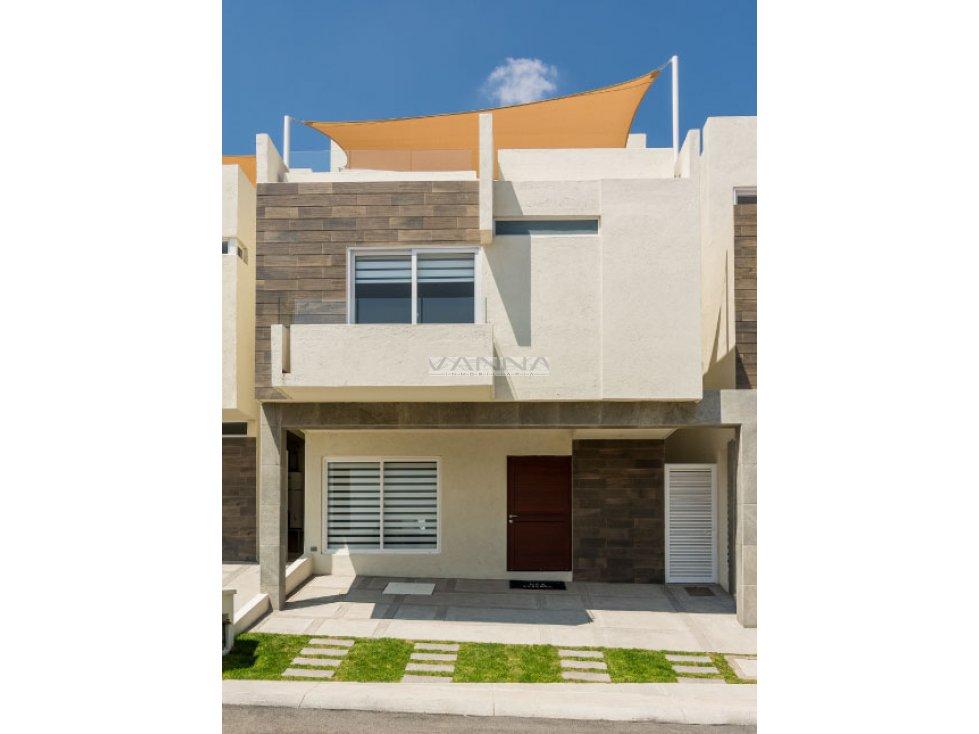 casa nueva en venta en zibata