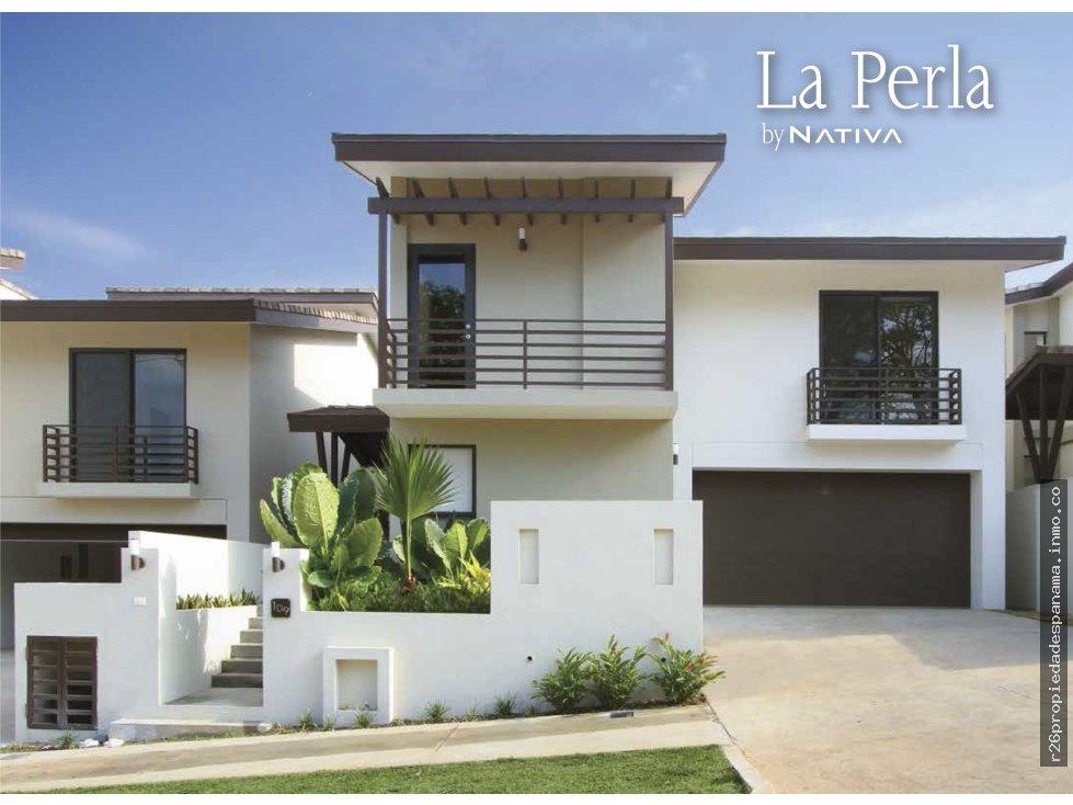 Casa Modelo En Nativa Con Piscina Panama Pacif