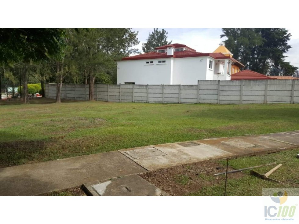 VentaTerreno Altos Sn Gaspar, Zona 16 Guatemala