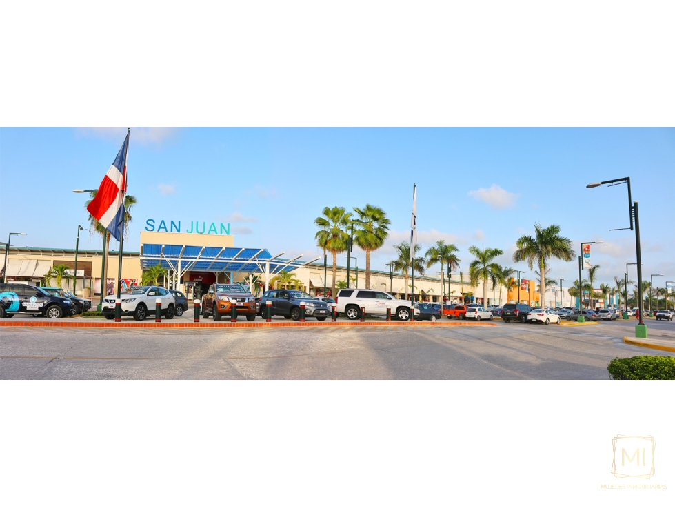 Centro comercial Bavaro
