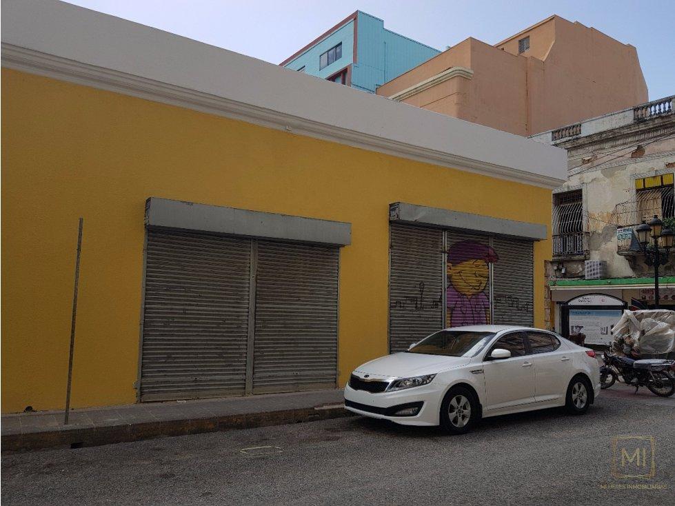 Local renta Zona Colonial
