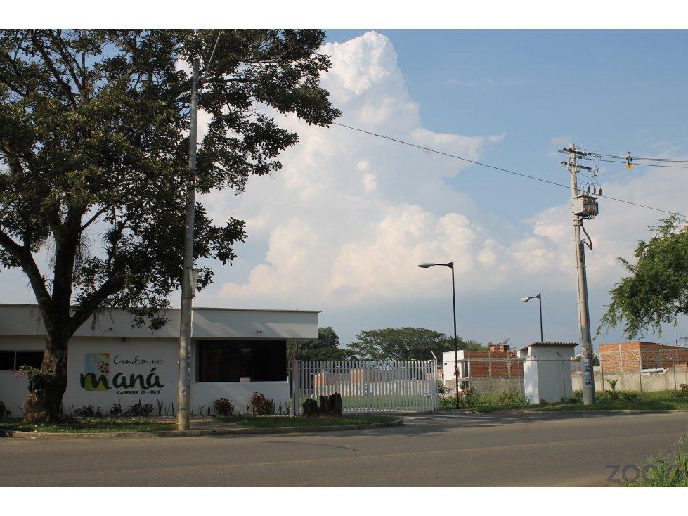 Lote de Terreno Esquinero 145mts, Condominio Maná