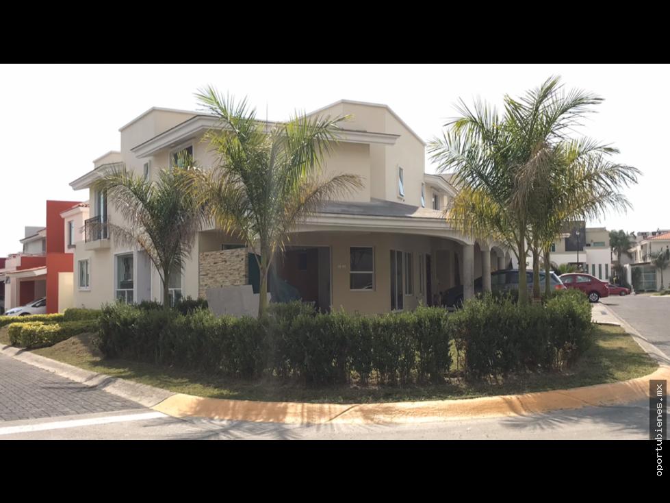 Casa Nueva En Esquina Puertas Del Tule Zapopan