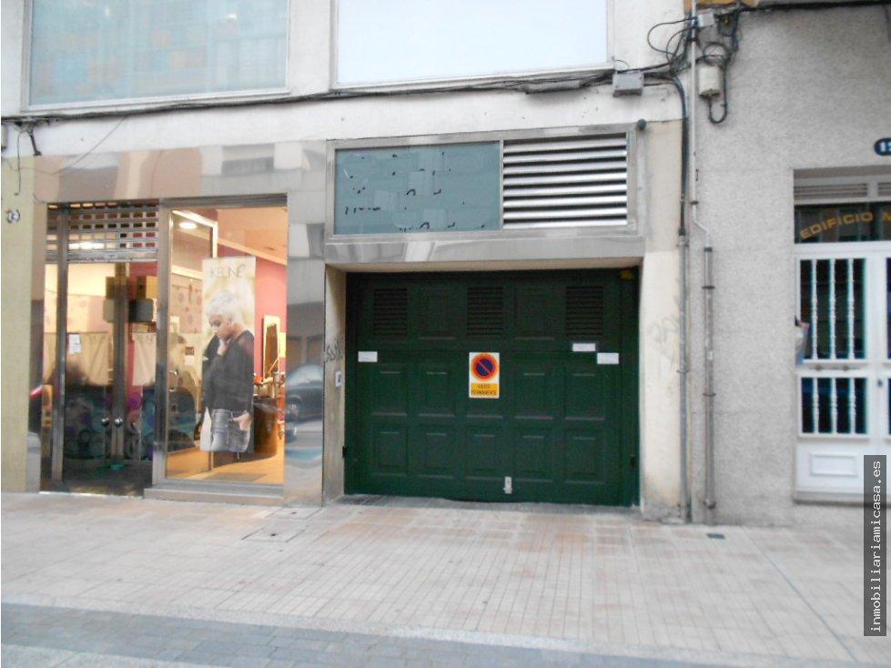 Plaza de garaje c ntrica for Plaza de garaje almeria