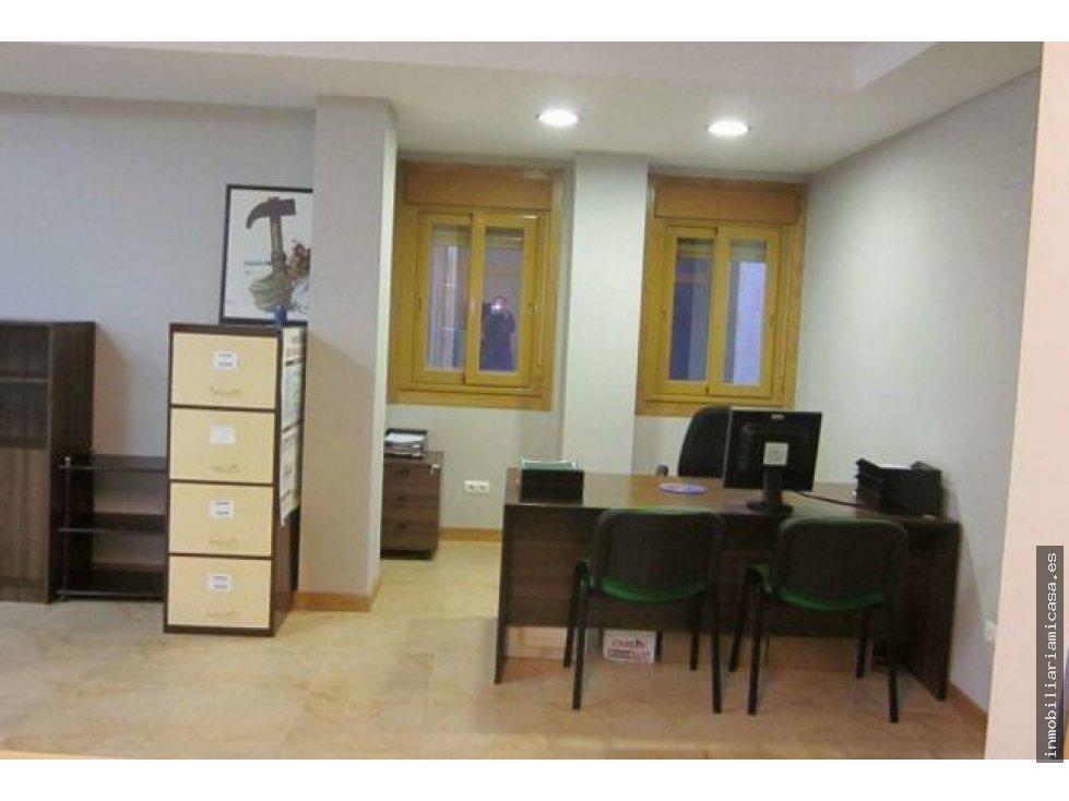 Moderna oficina en alquiler o venta for Casa moderna oficina