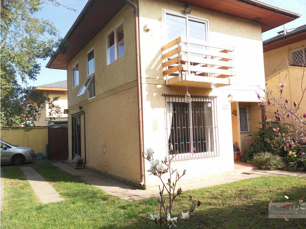 Gran Casa Condominio Terrazas Del Sol Ii Quilpué